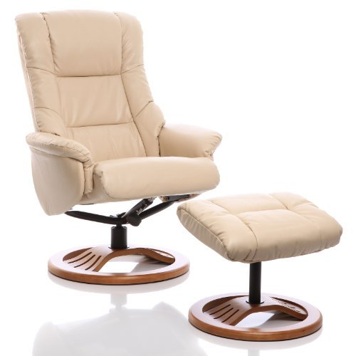 Groovy The Mandalay Bonded Leather Recliner Swivel Chair Evergreenethics Interior Chair Design Evergreenethicsorg